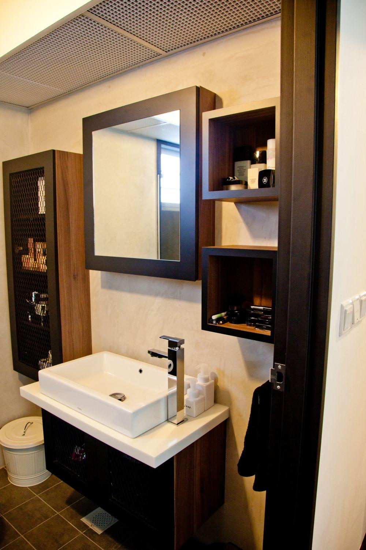 Loft Concept 1 Master Bath