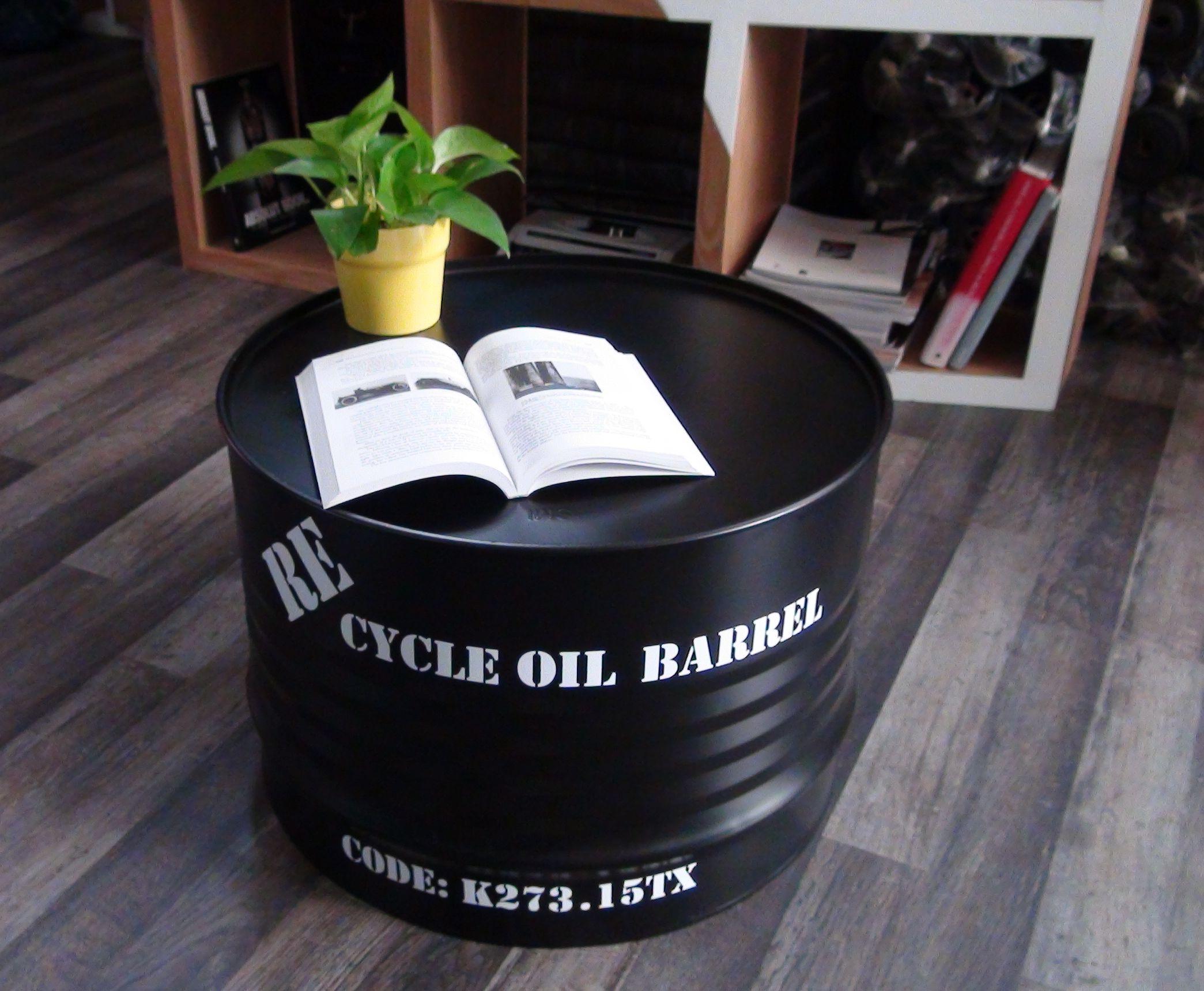 Oil Barrel 10